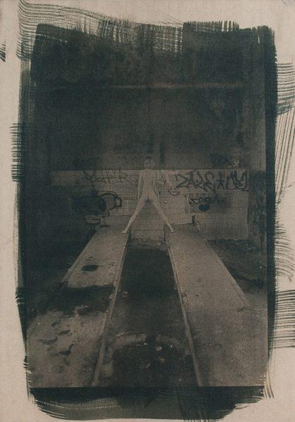 cyanotype © deinitio photography